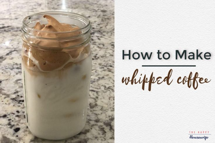 33++ Whipped coffee recipe no instant coffee inspirations
