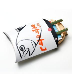 Ekiben Masu non sushi masuhako