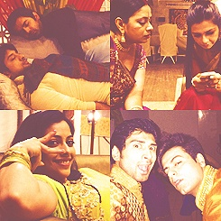 Ipkknd behind the seens