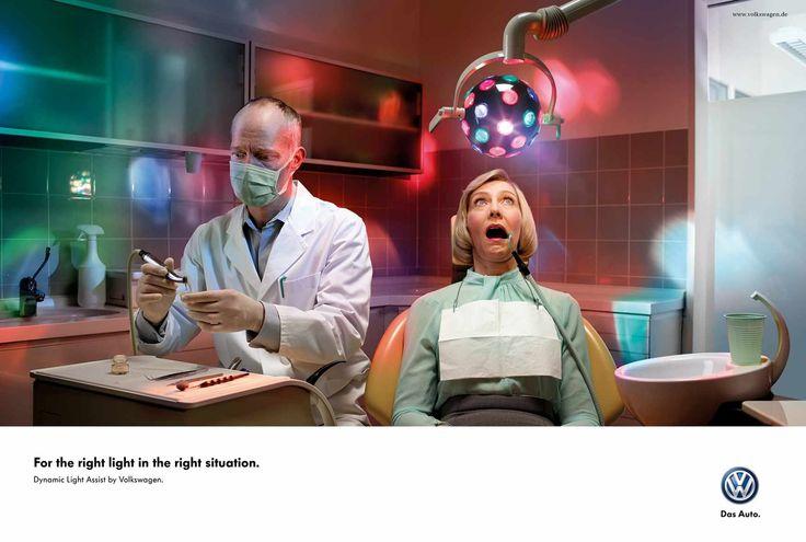 Volkswagen: Dentist