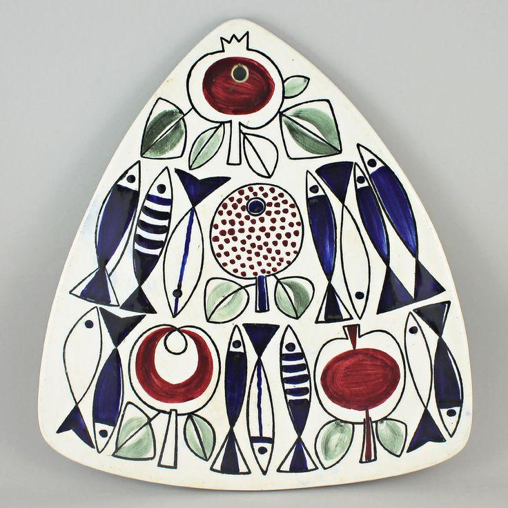 Marianne Westman (Pomona 1956) Charming Cutting Board