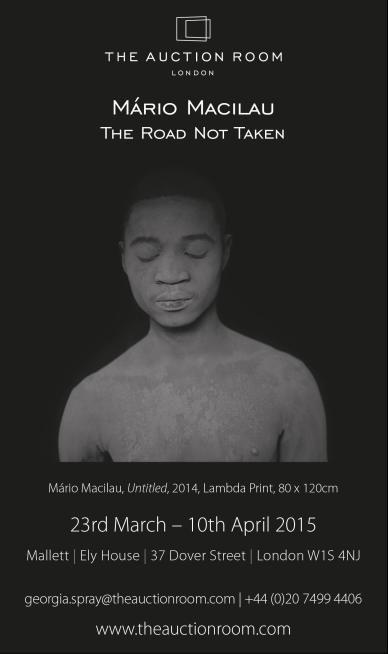 African Works: Mario Macilau: The Road Not Taken