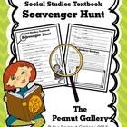 This activity is designed to get students looking through their social studies textbooks when they first receive them. It's a great activity to use...