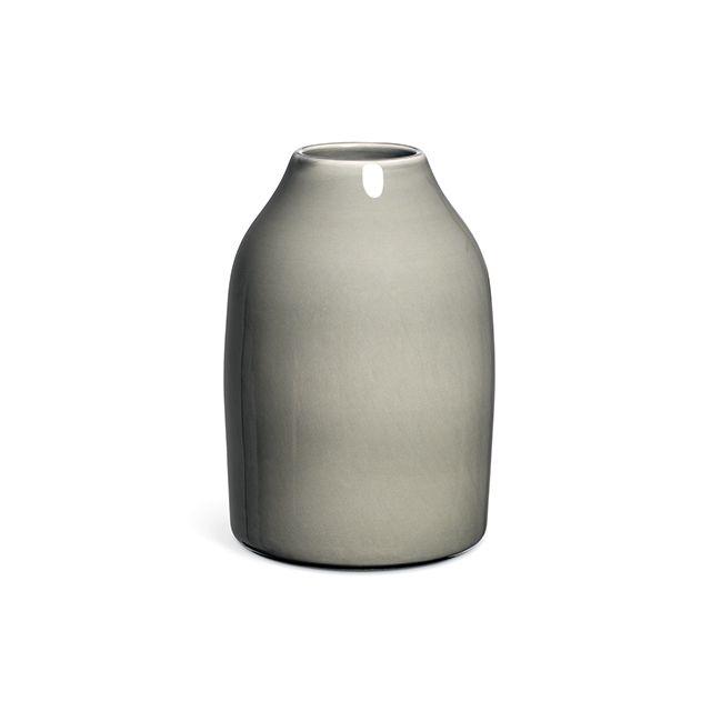 Grey Green Mini Vase