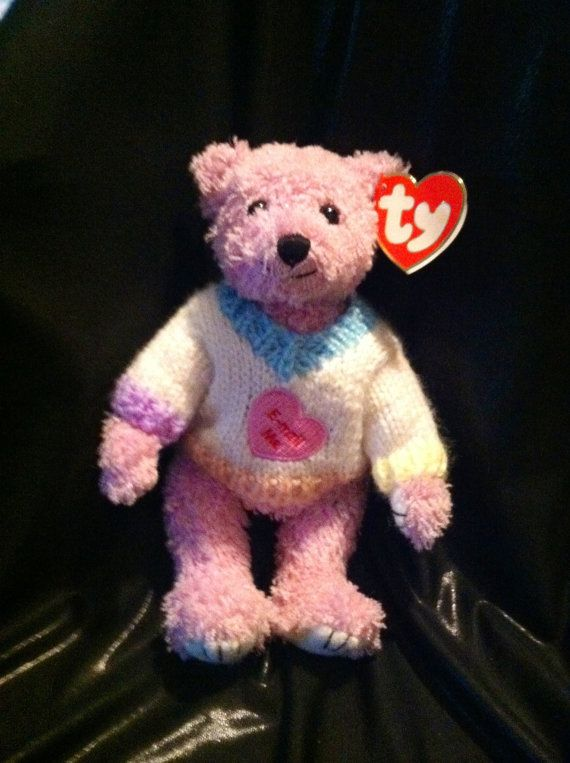 Ty EMail Me Rare Beanie Baby by JewelzVintage on Etsy, $6.99
