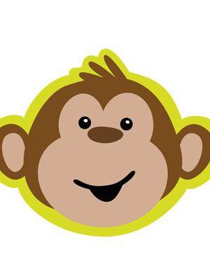 Monkey Uitnodigingen