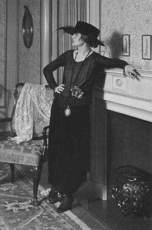 """Anita Berber. Dancer, actress, prostitute, drug addict. Known as Berlin's """"High Priestess of Depravity"""". She died in 1928 at the age of 29."""