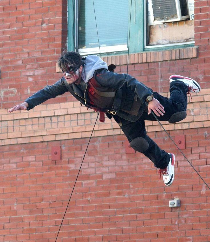 Josh Hutcherson Photos - Josh Hutcherson Films a Music Video for DJ Snake - Zimbio
