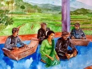 Kacapi Suling (Traditional Music Sundanese Indonesia)  #sundanese #traditional #yokiza77 #art
