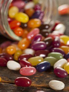 Jelly Bean (bonbons dragibus fait maison) : Recette de Jelly Bean (bonbons…