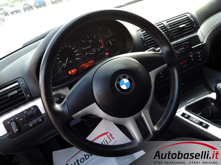 BMW 320 D BERLINA E46 Climatizzatore automatico + Cerchi in lega + 17 + Radio…