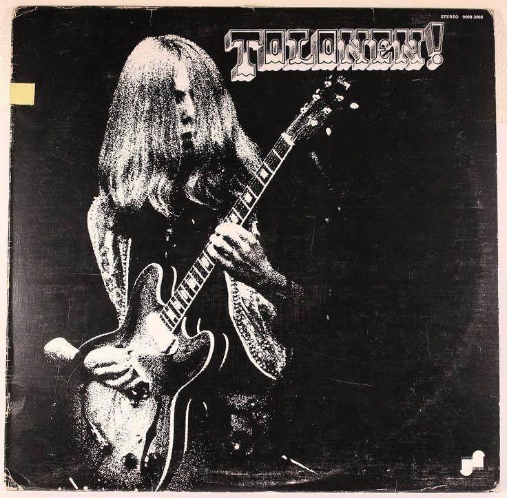 Jukka Tolonen - Tolonen! - Janus 9098-3066 - Canadian pressing, 1974