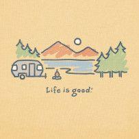 Entertainment Center #Lifeisgood #Optimism #Camper