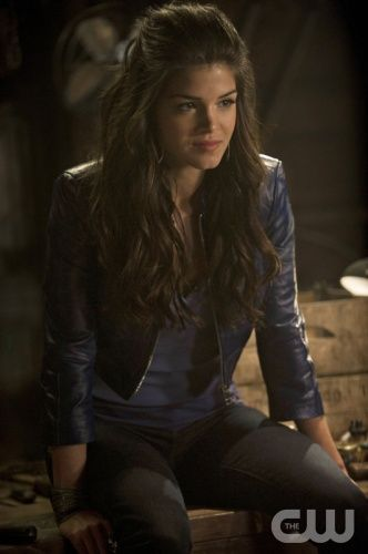 CULT - The Devil You Know -- Image 108B_0131 Pictured: Marie Avgeropoulos as Kirstie -  Photo: Carol Segal/The CW  ©2013 The CW Network. All Rights Reserved.