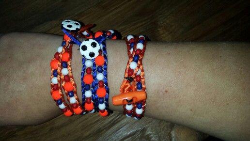 Wk armbanden