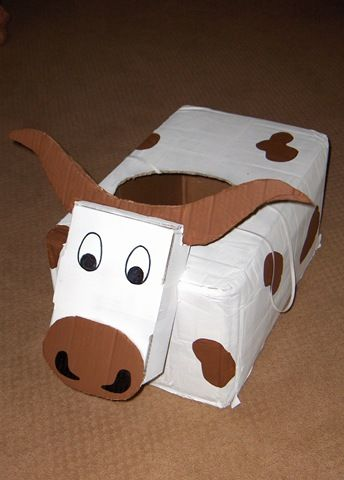 "Cowboy costume--- Dom? make one to fit around a bumbo in a stoller or wagon... dress him like a little cowboy, jeans & a ""scruffy"" flannel!!! :)"