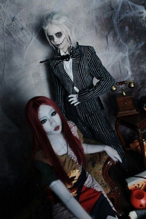 jack and sally costumes - Halloween Jack Costume