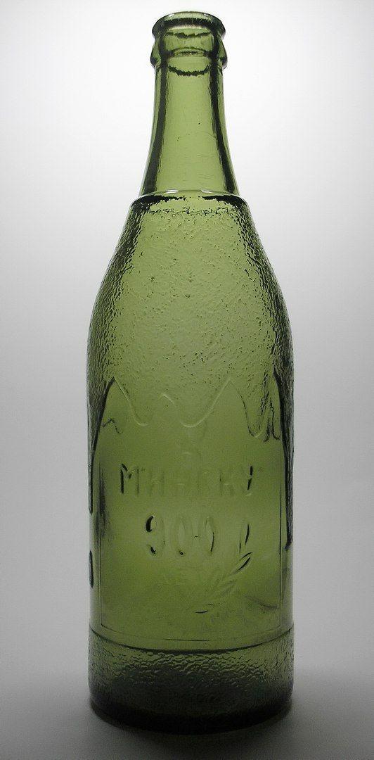 Юбилейные бутылки СССР и раннего постсоветского периода. – 52 фотографии