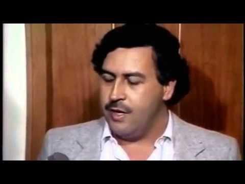 Entrevistas y discursos reales a pablo escobar, La Guerra de Pablito Escobar....
