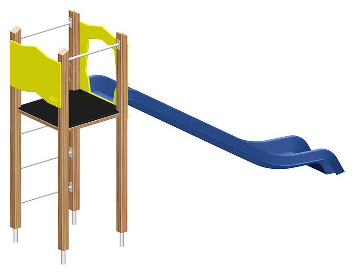 linea legno - Ecorino - GEA Fun Specialist - Attrezzature per parchi giochi esterni ed interni