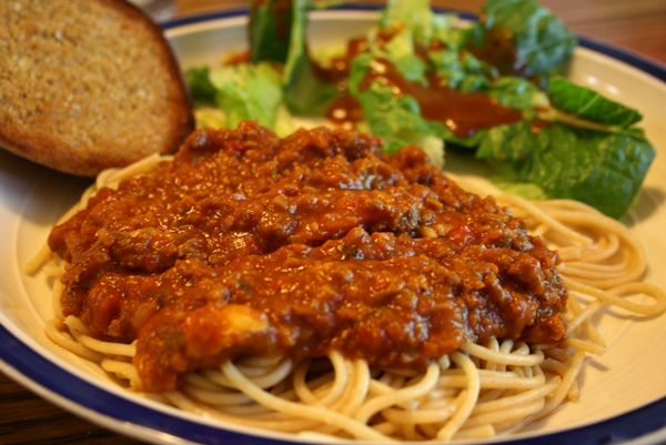 P90x Spaghetti – P90x Recipes » My P90x Nutrition Plan