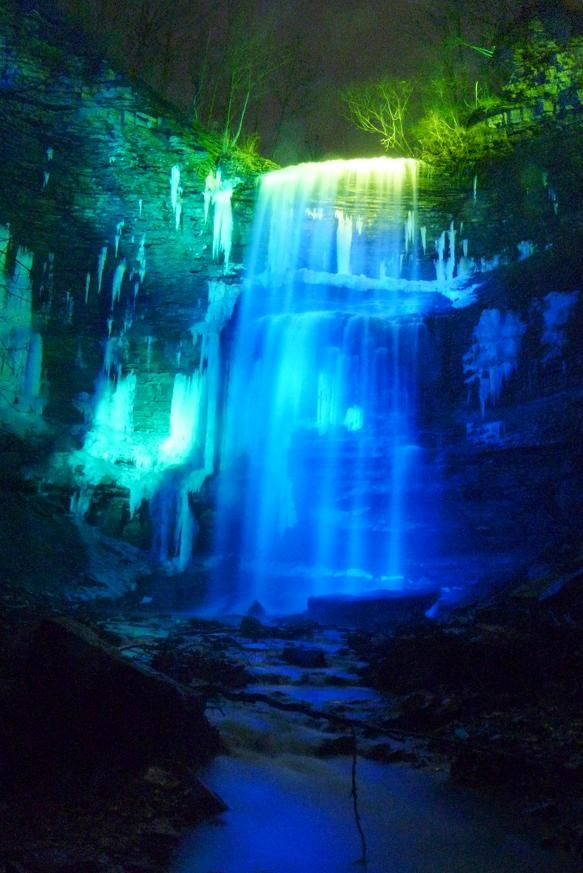 Felker's Falls, Hamilton, Ontario, Canada