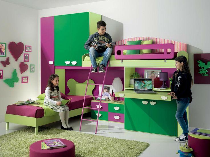 Oltre 1000 idee su camerette bambini verde acqua su pinterest ...