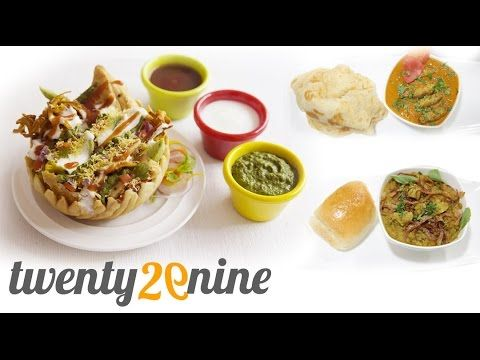 Our Foodistani tried typical Indian dishes at Twenty-Nine which included #DoubleRoti aur #Haleem from U.P, #NachaniPudding from the #Konkan region, #SoyaChaap from #Haryana and #CuttakAlooDumDahivada from #Odisha!