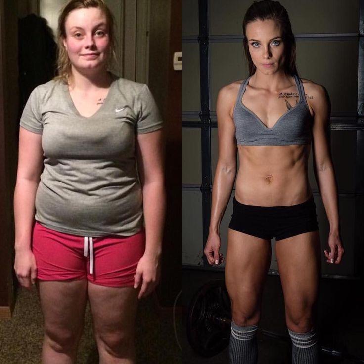 Фитнес я похудела