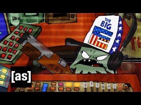 Guns Shoot Truth | Squidbillies | Adult Swim - YouTube