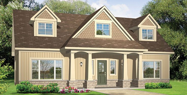 The Covington is a beautiful 2-storey home that offers 2,100 sq. ft. of smart living space that features 3 bedrooms and 2.5 bathrooms.