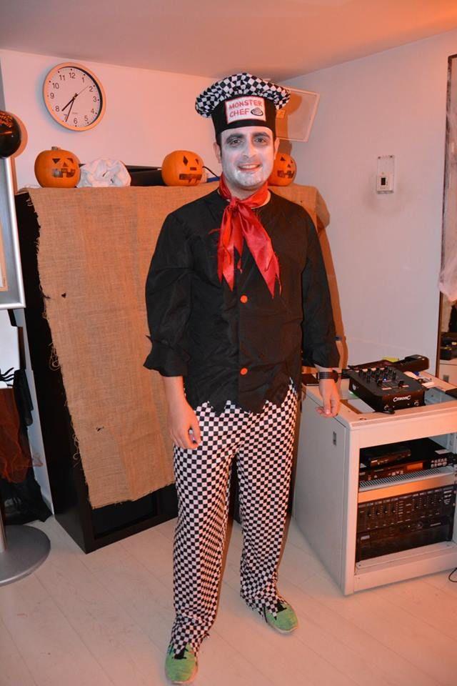 Aerolatino especial Halloween en el gimnasio Metropolitan Abascal de Madrid.