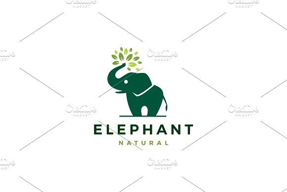 Pin On Elephant Logo