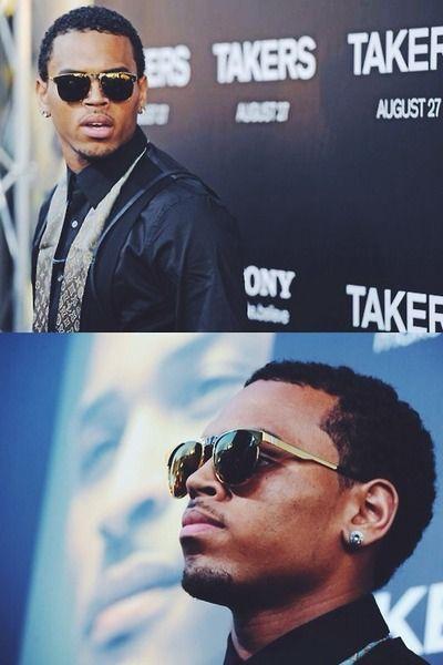 Chris Brown at Takers.