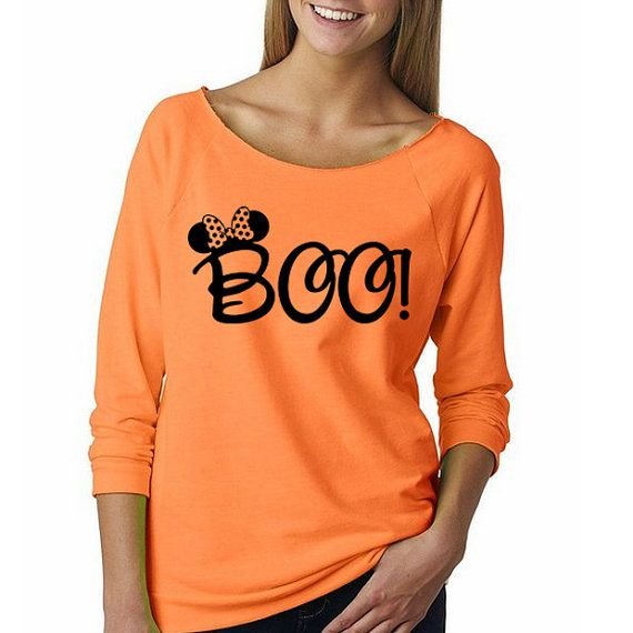 Hey, I found this really awesome Etsy listing at https://www.etsy.com/listing/249658609/disney-minnie-boo-halloween-shirt