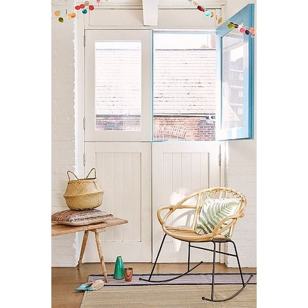 249 best living images on pinterest products for Schaukelstuhl urban outfitters
