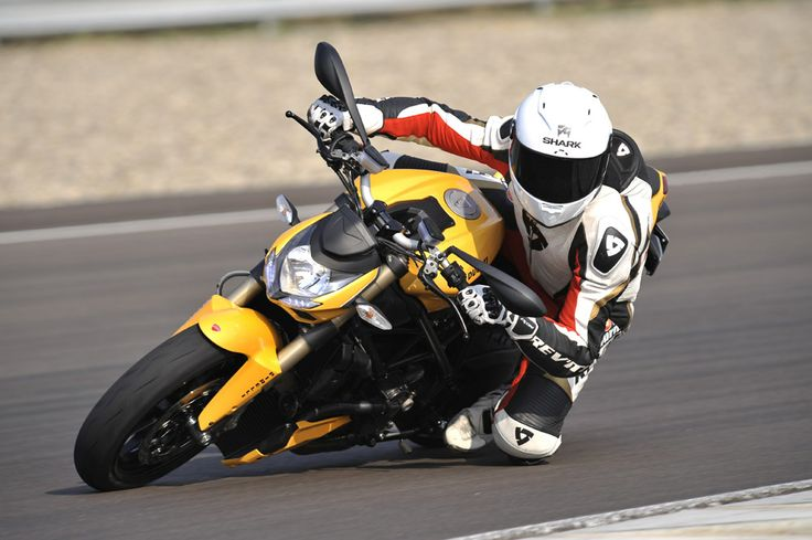 Ducati 848 Streetfighter Track