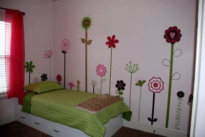 What little girl wouldn't want this on her wall!?