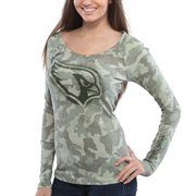 Arizona Cardinals 5th & Ocean by New Era Women's Thermal Shirt - Camo It's time for the greatest deal of the YEAR! Save 30% on orders over $60 when you use the code: CFLASH. Don't wait, inventory is limited!