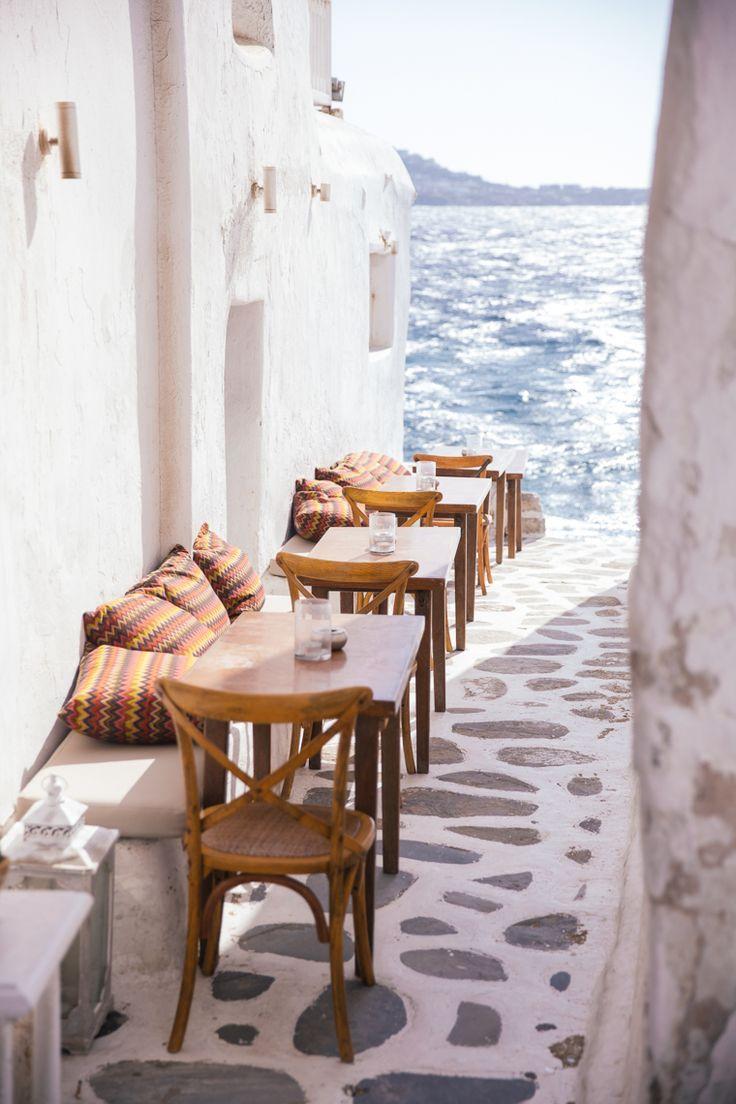 The Complete Mykonos Travel Guide | Mykonos Travel Itinerary | Travel Tips | Greek Islands | Greece | Mykonos Town | Castro's Bar Little Venice