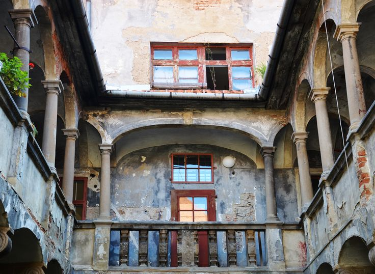Slovak Architecture Photograhy