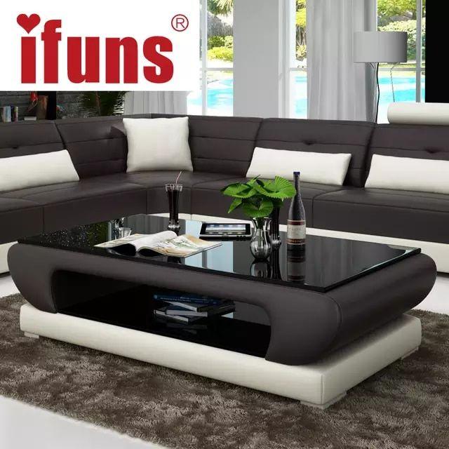 Online Shop Ifuns Living Room Furniture Modern New Design Coffee