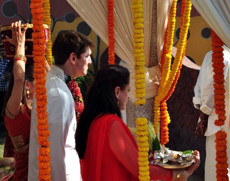 India. Ready to get married.