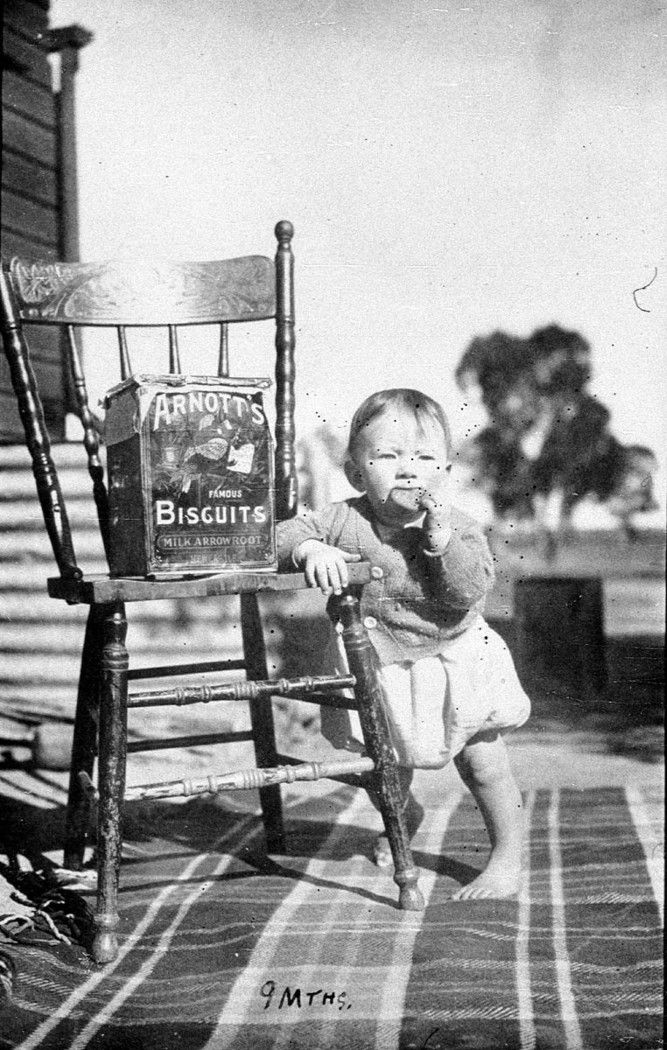 "A House hold name throughout Australia, ""ARNOTT'S BISCUITS"" Manuscripts, oral history & pictures - Shared by the State Library of New South Wales .v@e."