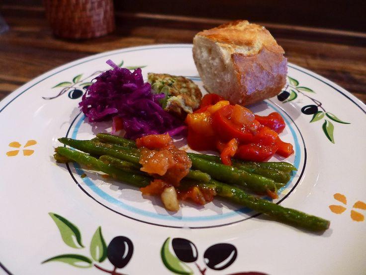 抜群のセンスの本格シチリア料理がお手軽にいただけます! 西区京町堀 「クッカーニャ」   Mのランチ