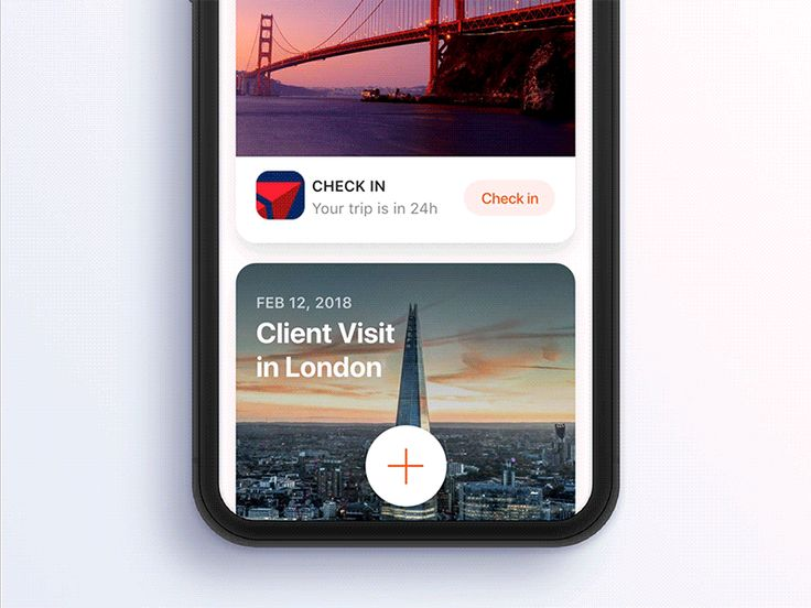 Creating a New Trip on TripActions iOS App