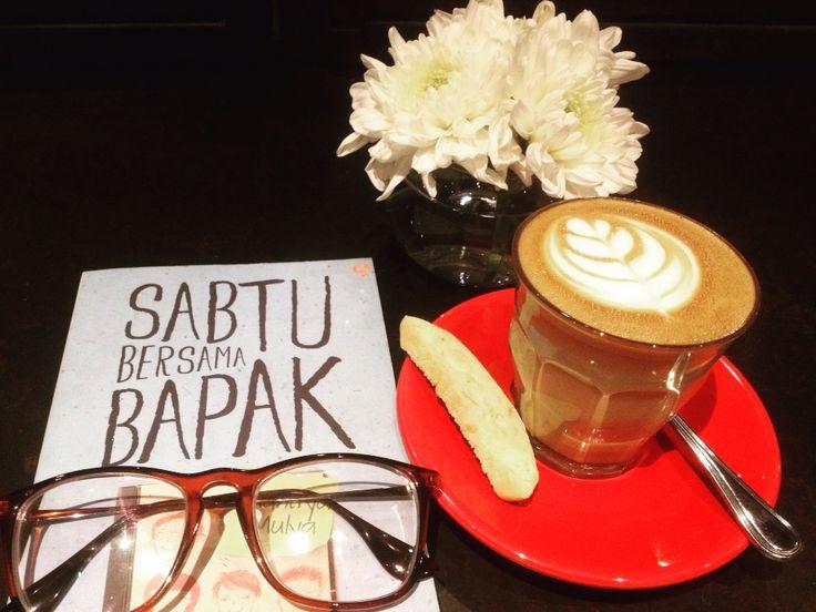 Latte of Tanamerra coffee