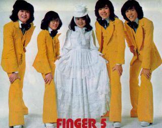 フィンガー5華麗なうわさ 1974