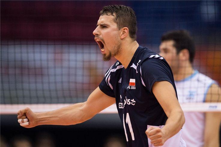 Fabian Drzyzga (#11) - rozgrywający  Puchar Świata w Piłce Siatkowej Mężczyzn 2015