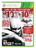 Batman: Arkham City (Game of the Year Edition) Reviews New games for play.